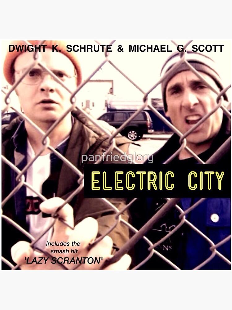 Elektrische Stadt Album Artwork von panfriedglory