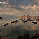 Sleeping boats by aleksandra15