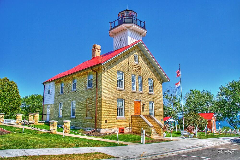 Port Washington Lighthouse by ECH52
