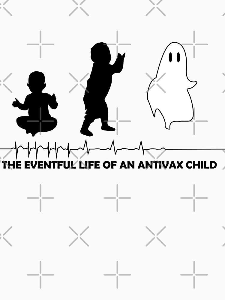 Antivax Children - Dark Humor by SkaiDesignMK