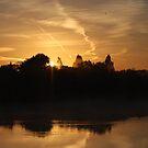 Sunset Calendar 07 by Peter Barrett