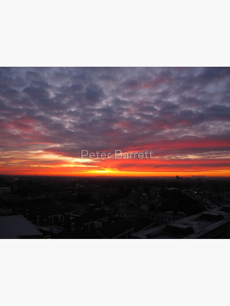 Sunset Calendar 08 by hartrockets