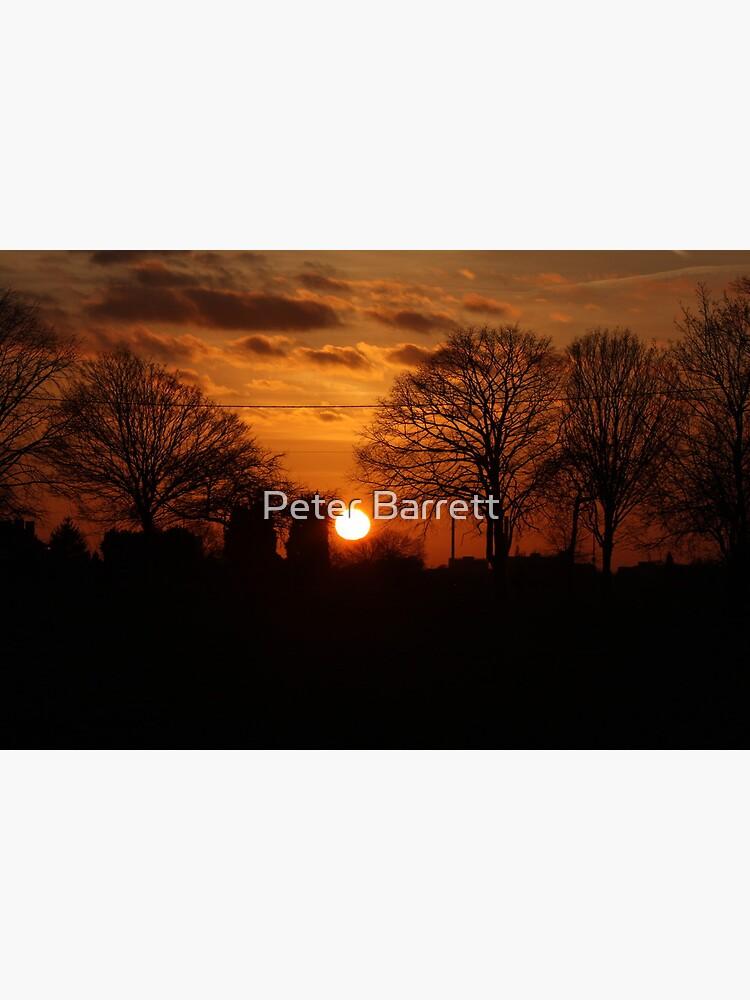 Sunset Calendar 10 by hartrockets
