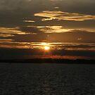 Sunset Calendar 11 by Peter Barrett