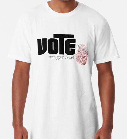Voting By Conscience Long T-Shirt