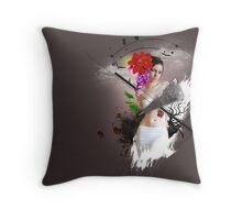 Persephone Throw Pillow