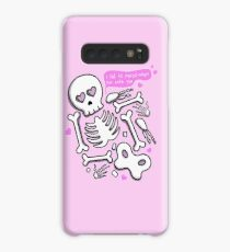 I Fall To Pieces Case/Skin for Samsung Galaxy