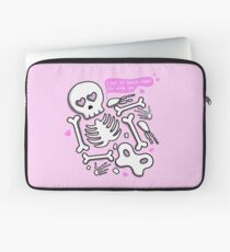 I Fall To Pieces Laptop Sleeve