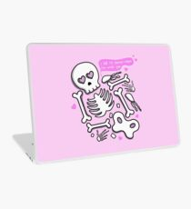 I Fall To Pieces Laptop Skin