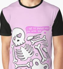 I Fall To Pieces Graphic T-Shirt