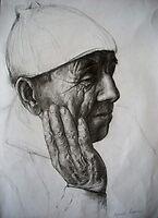portrait by Katarina Nedeljkovic