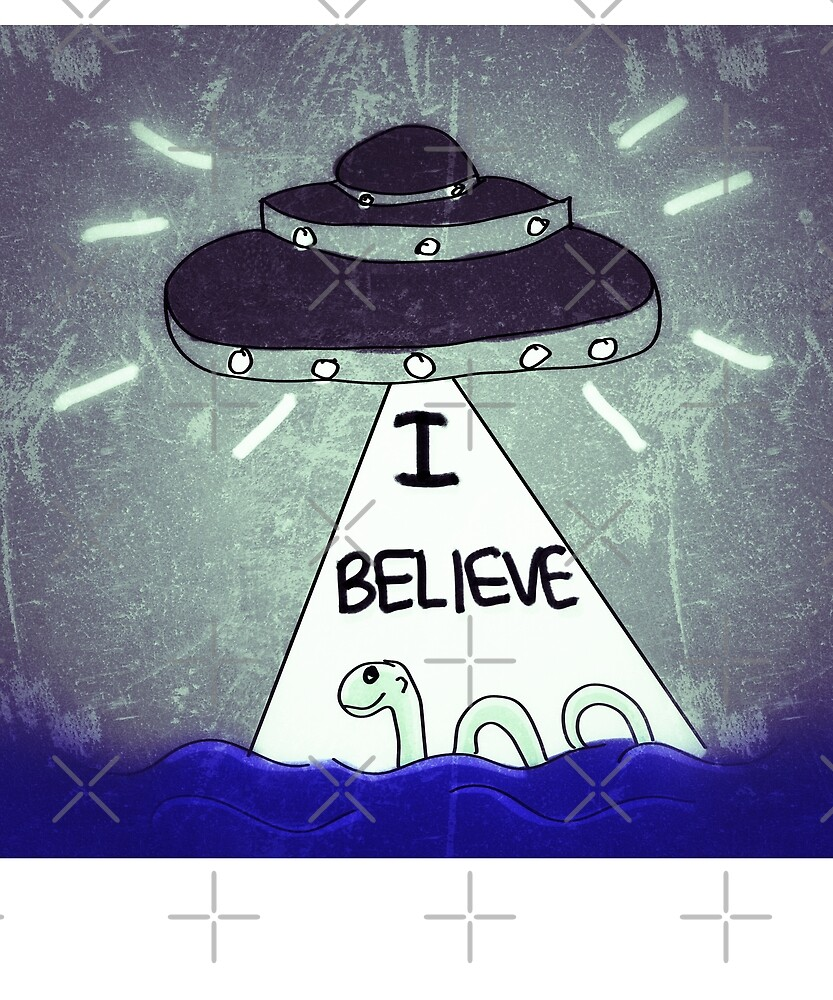 Nessie I believe  by Energetic-Mind