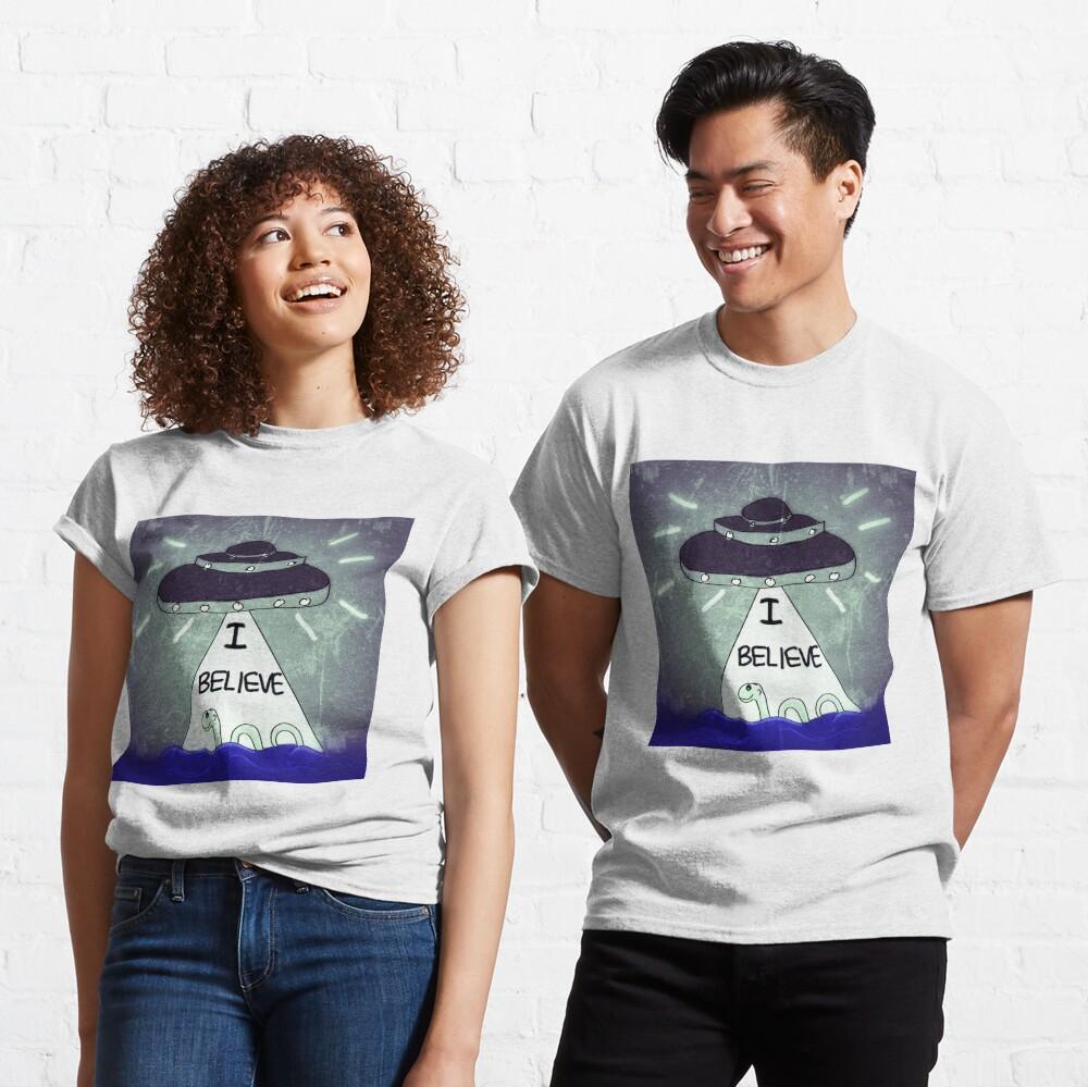 Nessie I believe  Classic T-Shirt