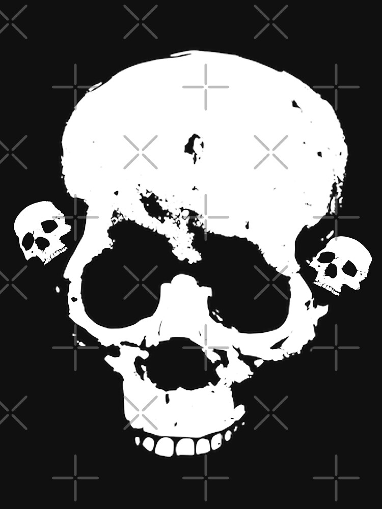 Skull Face by Energetic-Mind