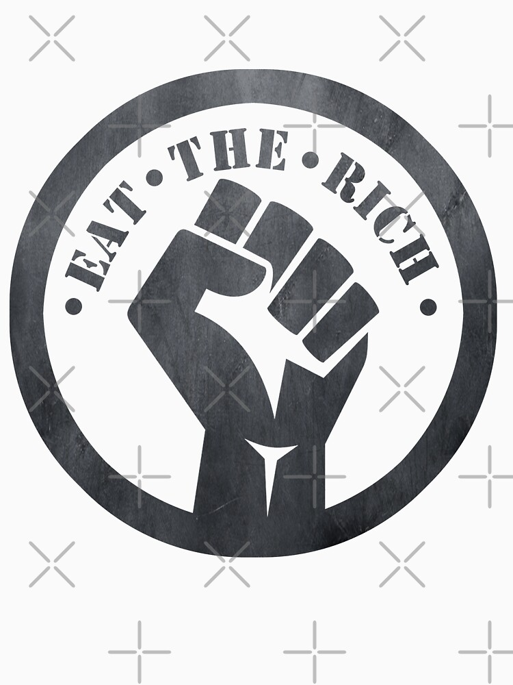 Protest Eat the Rich by Energetic-Mind