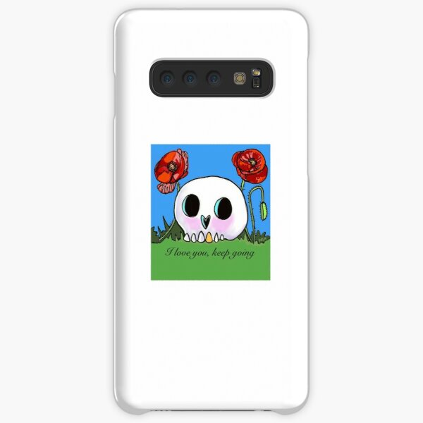 I love you, keep going  Samsung Galaxy Snap Case