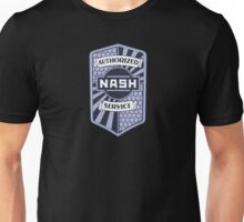 Authorized Nash Service Shirt Unisex T-Shirt