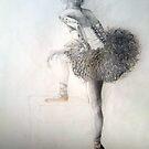 ballerina by Natasa Ristic