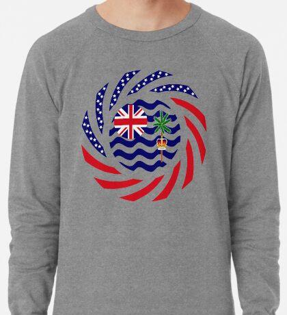 British Indian American Multinational Patriot Series Lightweight Sweatshirt