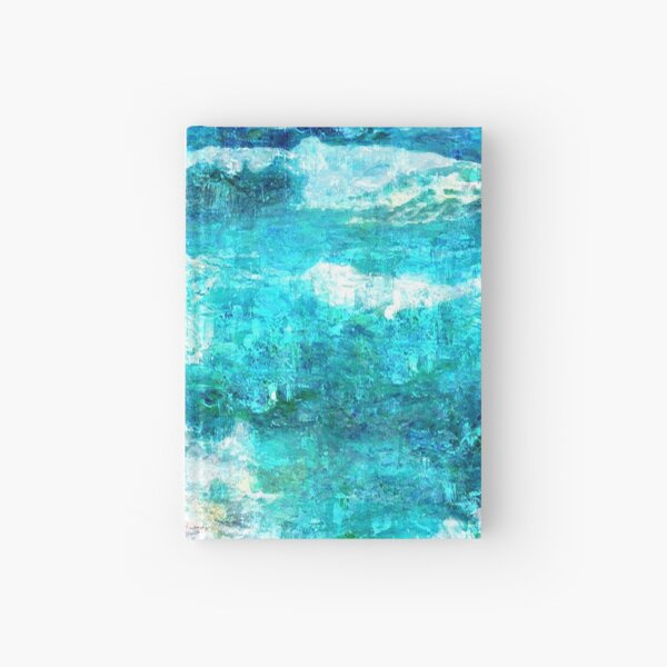 Ask The Waves Hardcover Journal