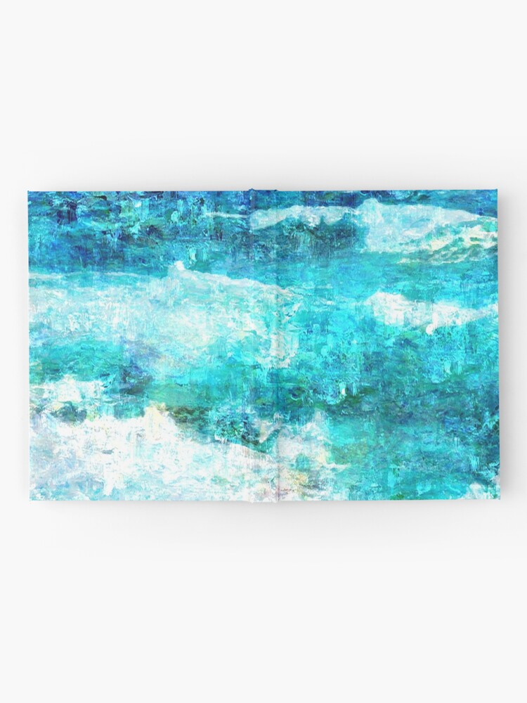 Alternate view of Ask The Waves Hardcover Journal