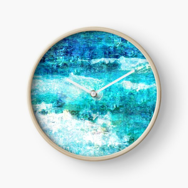 Ask The Waves Clock