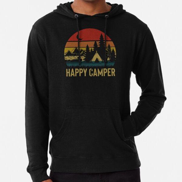 Happy Camper Lightweight Hoodie