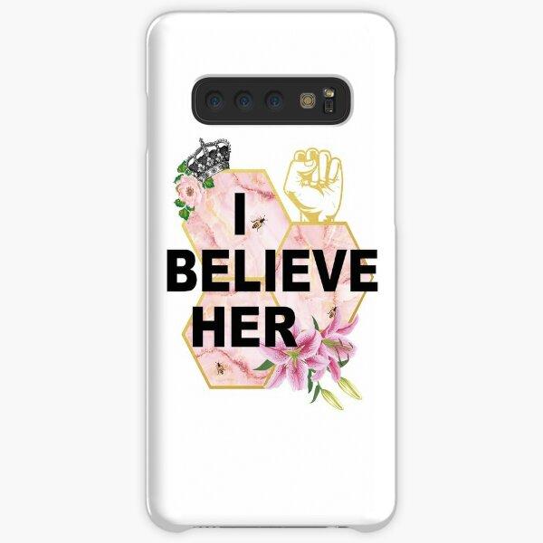 I Beleive Her Samsung Galaxy Snap Case