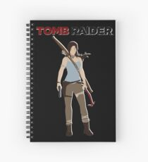 Lara Croft -  Tomb Raider Spiral Notebook