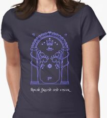 Speak friend and enter (Dark tee) T-Shirt