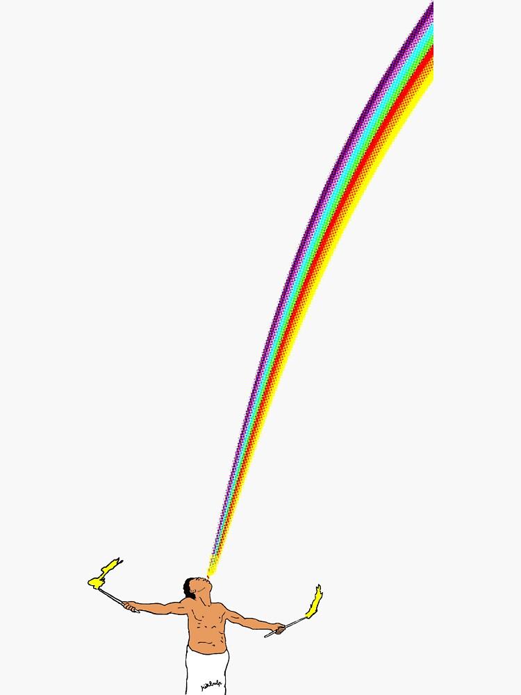 rainbowmaker by Mikbulp