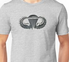 Paratrooper Jump Wings Unisex T-Shirt