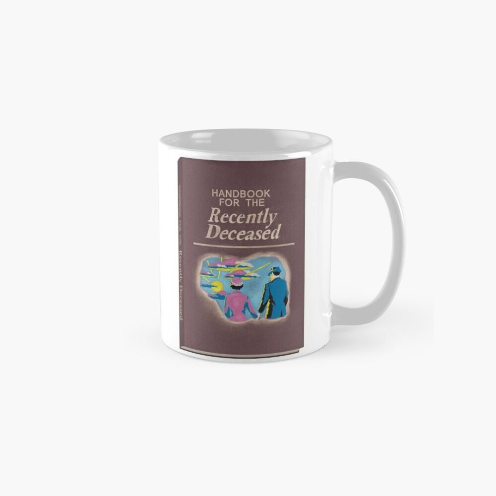 Handbook for the Recently Deceased Mug
