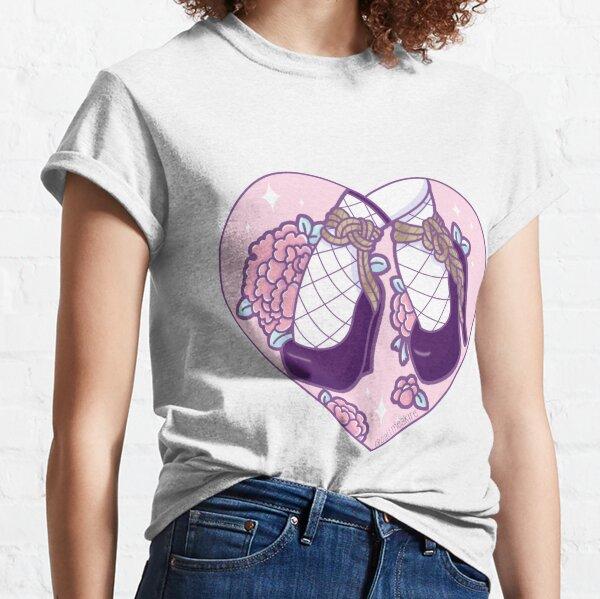 Shibari pink shoes Classic T-Shirt