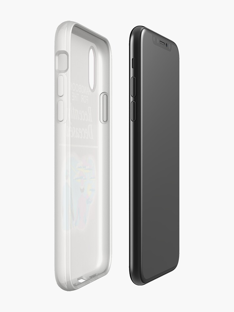 Alternate view of Handbook for the Recently Deceased iPhone Case & Cover