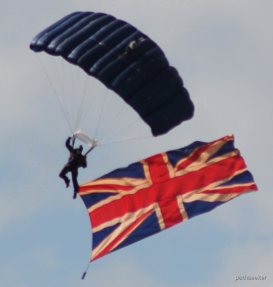 Flying the Flag - Wings & Wheels Dunsfold Surrey 2010 by pathseeker