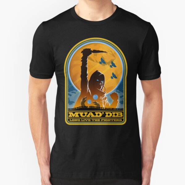 Dune MUAD' DIB Slim Fit T-Shirt