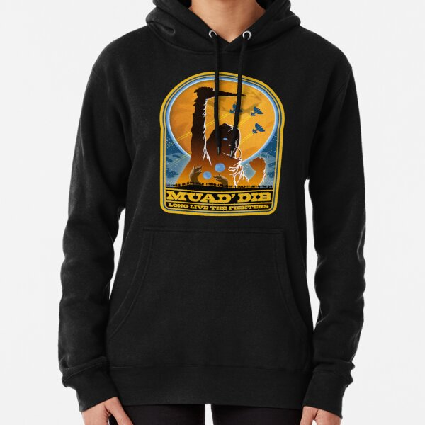 Dune MUAD' DIB Pullover Hoodie