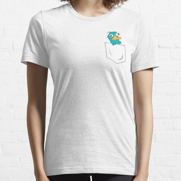 Perry the Platypus Pocket Essential T-Shirt