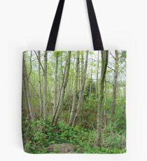 Trees and stuff Tote Bag