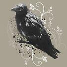 Der Rabe - The Raven von Christine Krahl