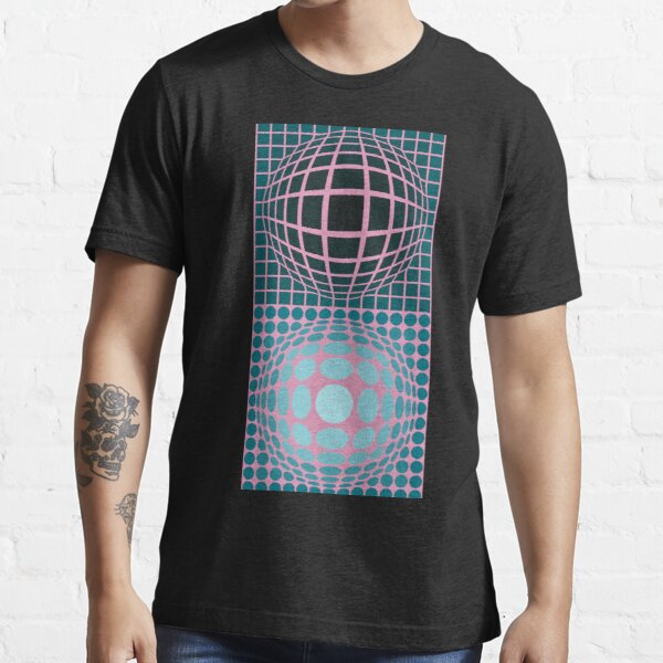 Vasarely Museum # 5 Essential T-Shirt