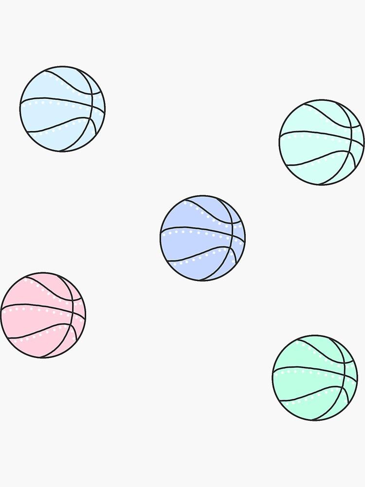 Cute Basketball Pack by InfiniteCookies