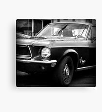 American Icon Canvas Print