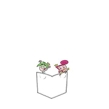 Cosmo and Wanda Pocket Pals by Damon389489