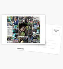 Zenyatta Collage Postkarten