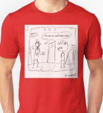 Ted attempts to turn the tide of an ugly encounter T-Shirt