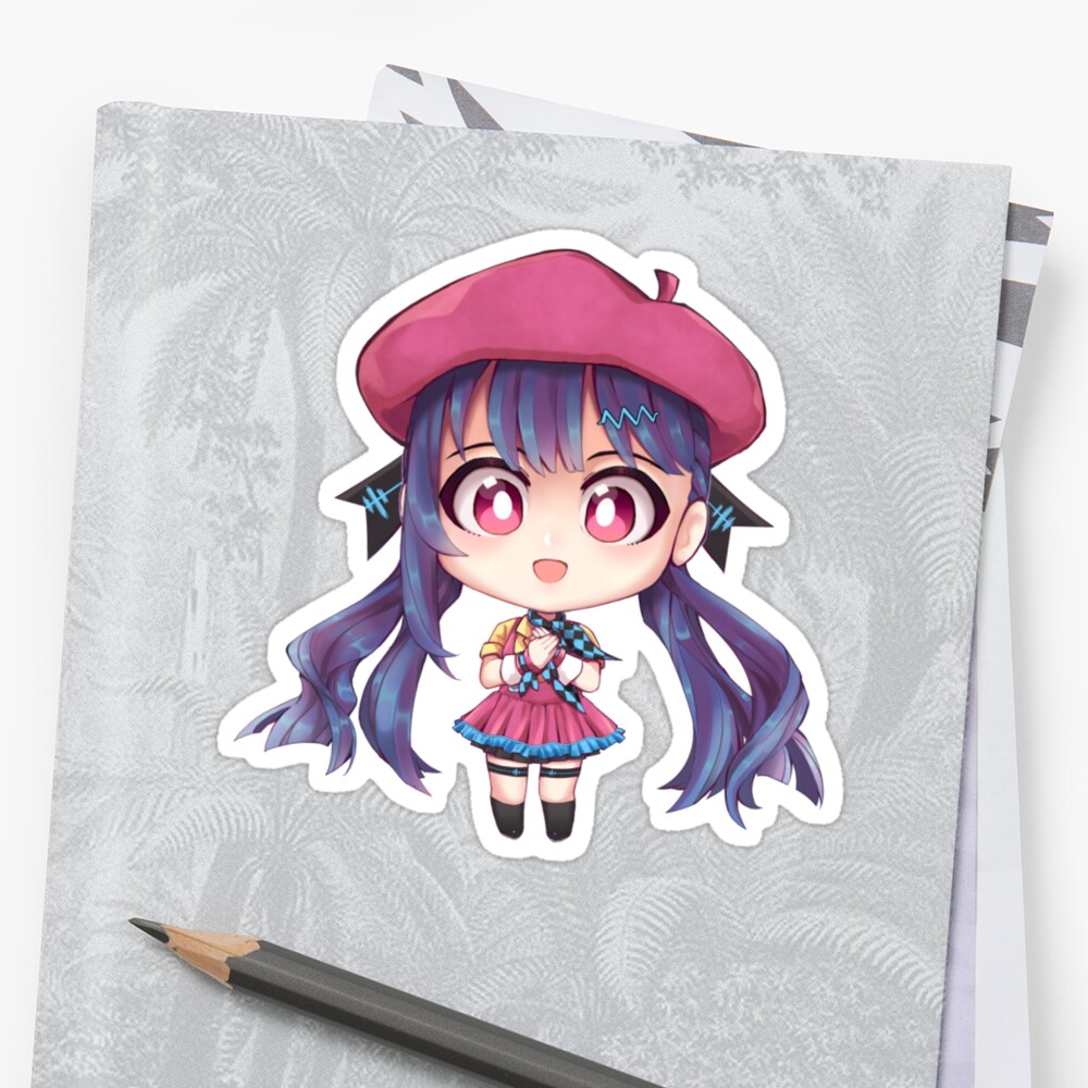 Xin Hua Sticker