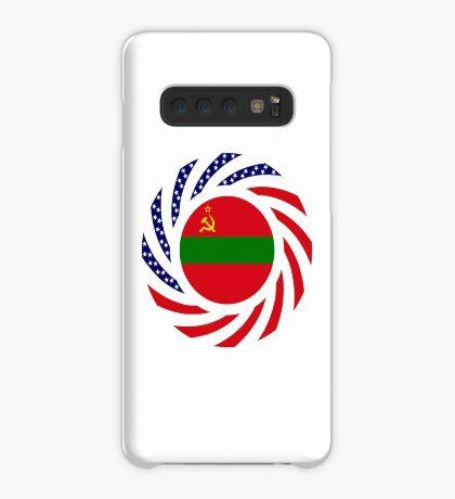 Transnistrian American Multinational Patriot Flag Series Case/Skin for Samsung Galaxy