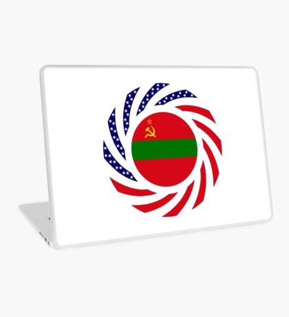 Transnistrian American Multinational Patriot Flag Series Laptop Skin